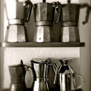 コーヒーの煎れ方