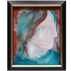 古道具屋で買った4ドルの絵は、デヴィッド・ボウイの作品だった
