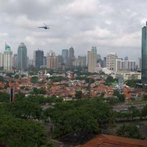 インドネシアの大統領に有罪判決、大気汚染に取り組むよう裁判所が命令