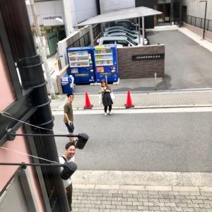 会いたかった人が 会いに 来てくれた〜(^^)/