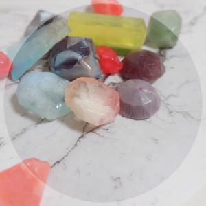【ワークショップ開催】アロマ宝石石っけん作り