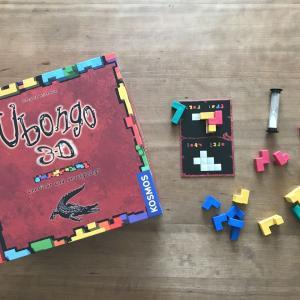 ウボンゴ 3D / Ubongo 3D − 絶対無理だ!