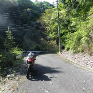大型連休は中型バイクだね!