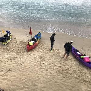 KF釣行記 今日は大潮だし。。