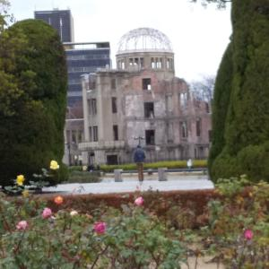 75回目の広島原爆の日