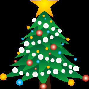 オレンシア打ち忘れとクリスマス飾り