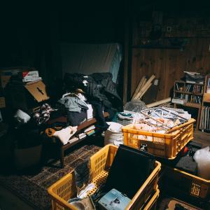 汚部屋をできる限り安く片付ける方法