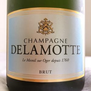 【フランス/シャンパーニュ】シャンパーニュ・ドゥラモット・ブリュット(Champagne Delamotte Brut)NV:ドゥラモット(Delamotte)