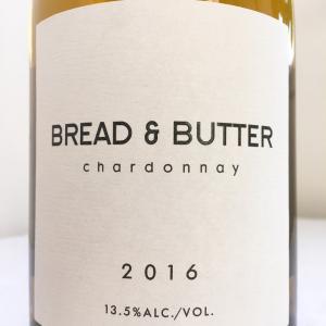 【アメリカ/カリフォルニア】ブレッド・アンド・バター シャルドネ(Bread & Butter Chardonnay)2016:Bread & Butter Wines(ブレッド・アンド・バター・ワインズ)
