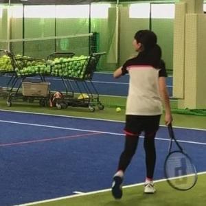 テニス・試合【北海道Jr.予選】