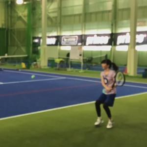 テニス・試合【グリーンボールマッチ】