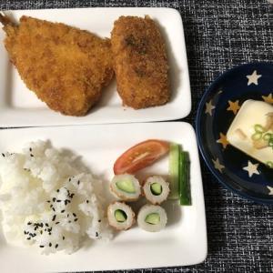 今日の晩御飯*お弁当*