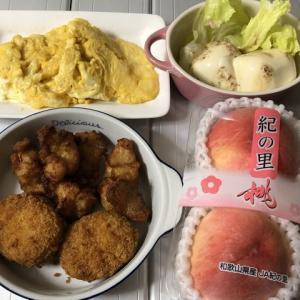 今日の晩御飯*お惣菜*