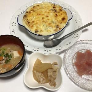 今日の晩御飯*お刺身*