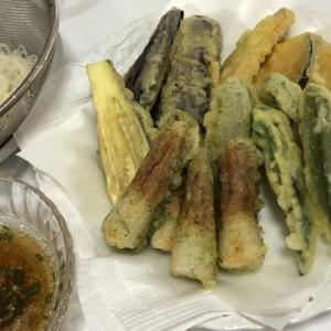 昨日の晩御飯*素麺*