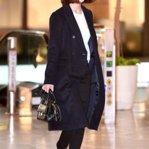 韓国に見る、この冬まねしたい♡ブラックコーデ