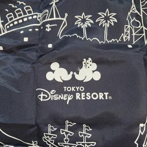東京ディズニーリゾートのオフィシャルスポンサーJCBから届いたマジカルオリジナルエコバッグ2019年版