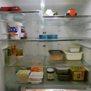 週末冷蔵庫