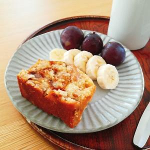 胡桃キャラメル   パウンドケーキ
