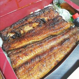 愛知県で関東風うなぎ!東浦町の「仁や」の持ち帰り弁当