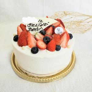 パティスリータブローでバースデーケーキを予約購入♪プラス料金でフルーツ増量も可