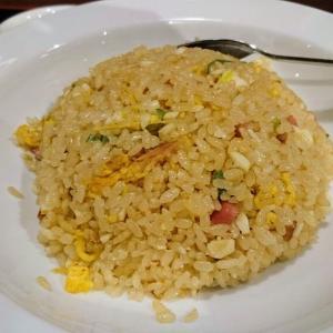 台湾料理 福源 館山店のラーメンセット(ニンニクの風味がガツンとくるニンニク炒飯)