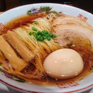 鯛塩そば灯花 ペリエ千葉店で昔ながらの中華そば、水餃子を食べました