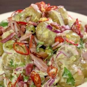 Twitterでポテトサラダは手作りが話題に(ポテトサラダの作り方レシピ、自分好みにカスタマイズ)