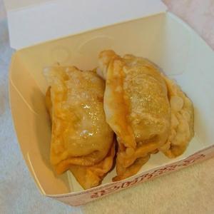 ファミリーマート 大阪王将 揚げ餃子5個を食べました