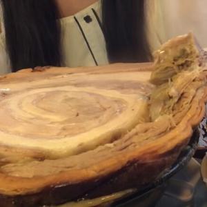 ジョブチューン ラーメンダイニング絆(切り株チャーシューの銀河ラーメンの大食い動画)