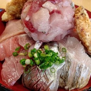 富浦 おさかな倶楽部のまかない丼がリニューアル(行列必死の人気メニュー富浦漁師まかない丼が950円に)