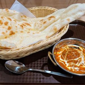 イオン館山フードコート インド、タイ料理NIMTA(ニムタ)で野菜カレーとナンを食べました