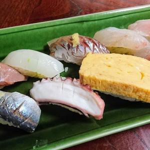 鋸南町保田 らかん寿司 松月の季節限定寿司を食べてみました