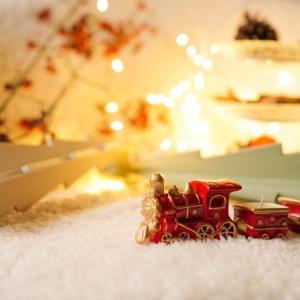 クリスマス準備始めました。