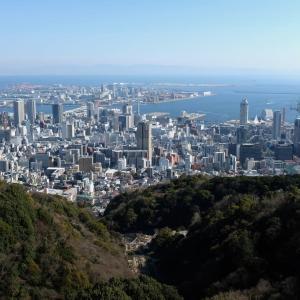 菊水山から諏訪山へ
