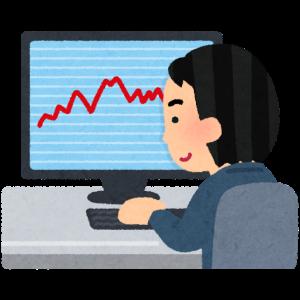 11月の株式売買状況