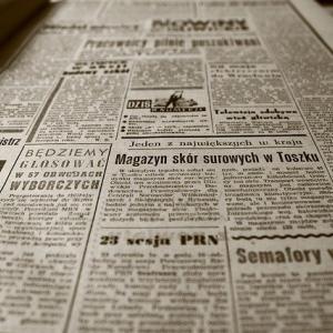 新聞のオワコン化を実感した