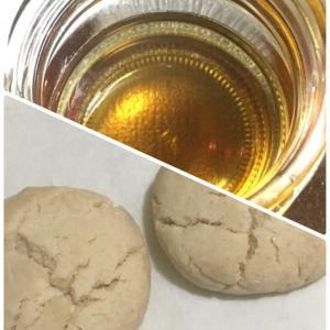 9/9(水)紅茶パウンド&ラードからの〜ちんすこう。ちんすこうとアイスボックスクッキーとショートブレッドの関係