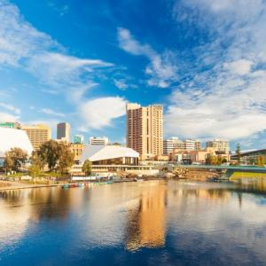 Adelaideのイメージと現実