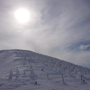 最高の蔵王温泉スキー場