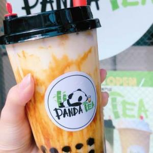 タピオカ専門店・PANDA TEA(パンダティ)