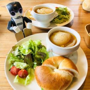 bagel&cafe Michishita (松本市・ミチシタカフェ)