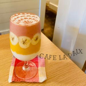 山梨県・フレンチトースト専門店 CAFE LA PAIX