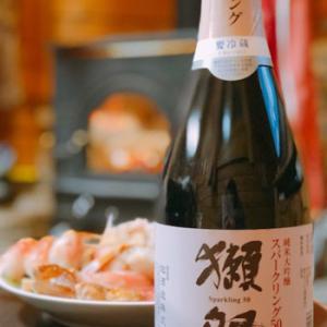 旭酒造・獺祭純米大吟醸スパークリング50