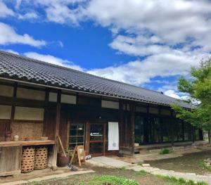 伊那市・古民家CAFE matsunoeda terrace (マツノエダテラス) オープン