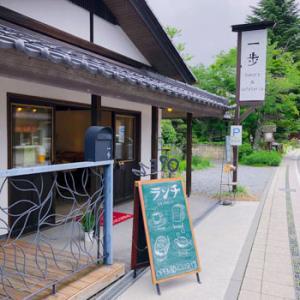 軽井沢・一歩ベーカリー(bakery&cafeteria)