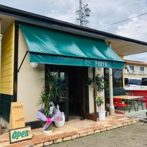 岡谷市・パスタ&カフェ フォルツア