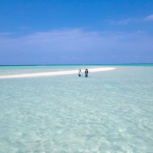 ■ユニの浜■ 宮古島にある幻の島に上陸