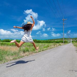■沖縄離島情報2021発売■ 沖縄離島好きのバイブルに写真&記事掲載いただきました