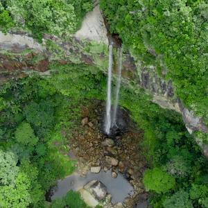 ■西表島/ピナイサーラの滝■ カヌー&トレッキングで目指す「神が座するパワースポット」